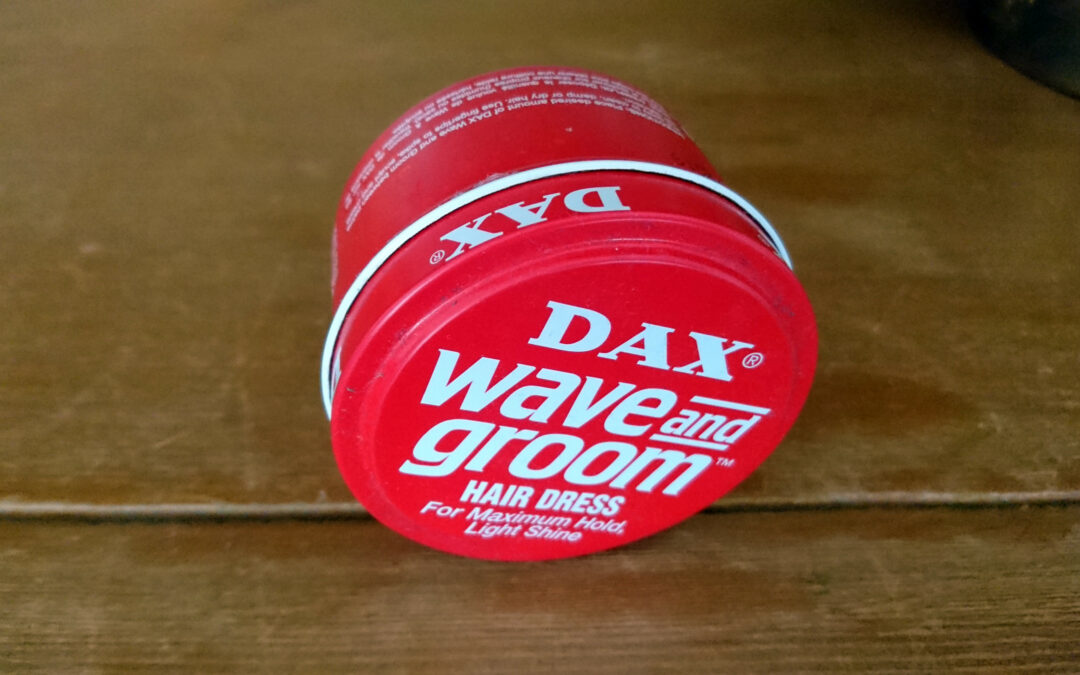 DAX Wave & Groom -- pomadoro -- Frisurenstyling mit Pomade -- Rocakbilly Frisuren, Haarpomade