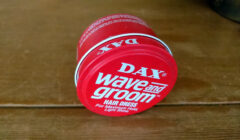 DAX Wave & Groom — pomadoro — Frisurenstyling mit Pomade -- Rocakbilly Frisuren, Haarpomade