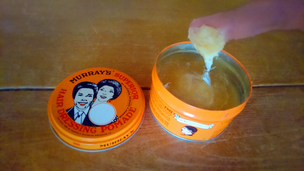 Ölbasierte Pomade (Murray's Superior Hair Dressing Pomade)