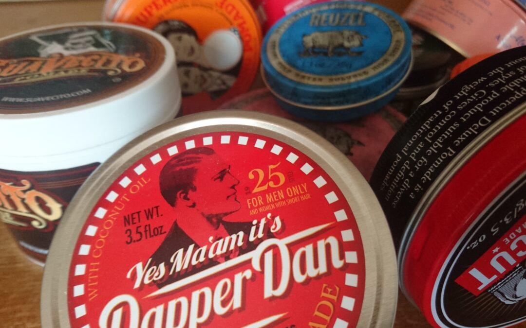 Haarpomade, Haargel, Texture Clay – Welches Stylingprodukt ist das richtige?