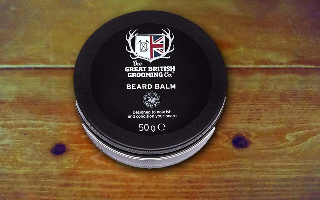 The Great British Grooming Beard Balm