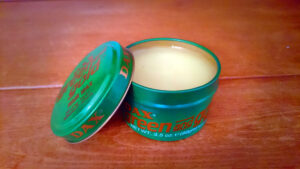DAX green & gold Haarpomade