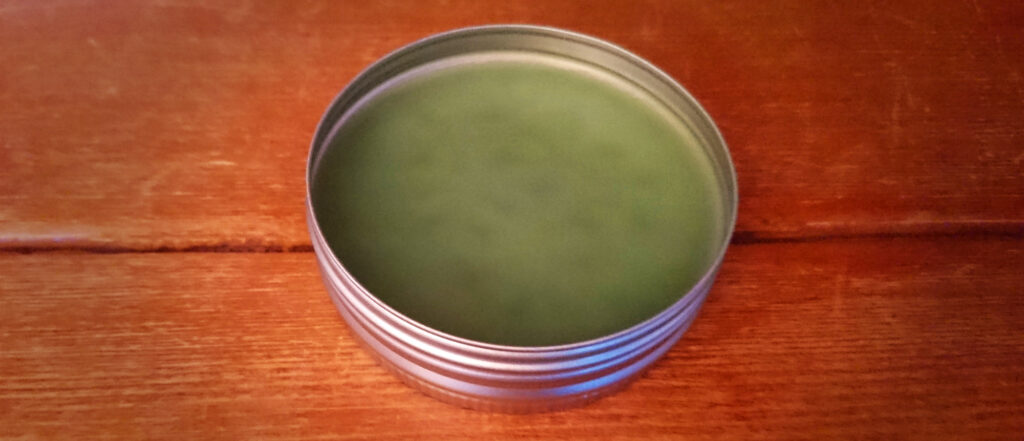 Womanizer Pomade Green Sailor