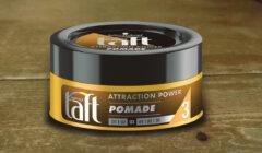 3 Wetter Taft Attraction Power Pomade